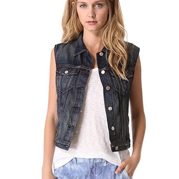 rag & bone Jackets & Blazers - Rag & Bone / JEAN Burney Vest